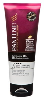 Pantene Pro-V Curl Shaping Hair Gel 6.8 Oz
