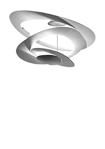 Artemide Lámpara Techo Pirce Led Blanco Ø 97 H 52 cm
