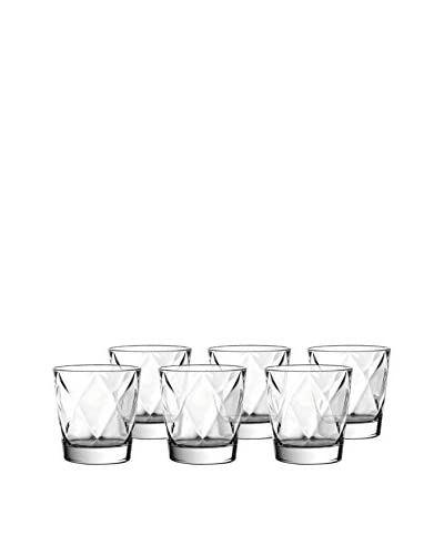 Pordamsa Set of 6 Concerto 9.5-Oz. Wine Glasses