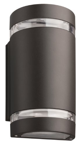 Lithonia Ollwu Ddb M6 Outdoor Led Wall Cylinder Light