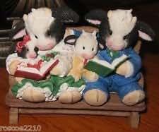 "Amazon.com - Mary's Moo Moos, ""Famoo-lies Are For-heifer"" - Cow Family"