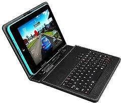 Universal 8 Inch Tablet Keypad Case USB