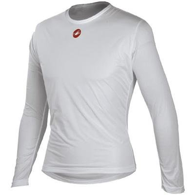 Buy Low Price Castelli 2012/13 Wind Long Sleeve Cycling Base Layer – A11533 (B005K4DM60)