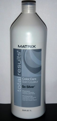 Matrix Total Results Color Care So Silver Shampoo