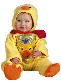 Baby Einstein Duck Baby Costume