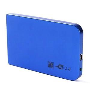 "Importer520 2.5"" SATA Hard Drive Case (Blue)"