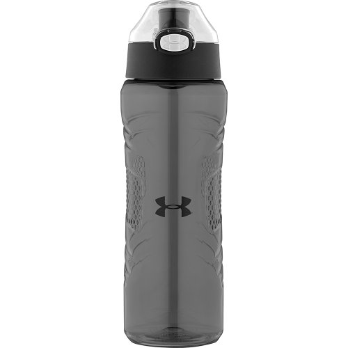 Under Armour Draft 24 Ounce Tritan Bottle, Charcoal (Vacuum Insulated Under Armour compare prices)