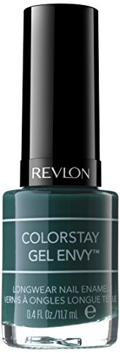 Revlon ColorStay Gel Envy Longwear Nail Enamel, High Stakes/230, 0.4 Fluid Ounce (Color Stay Gel Envy Nail Polish compare prices)