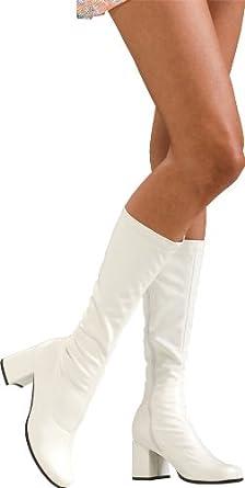 dancing heels go-go boots