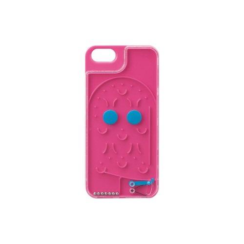 ELECOM iPhone 5用 シェルカバー ゲームケース 15パズル PS-A12PVGM5