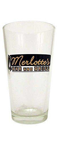 True Blood Merlotte's Pint Glass