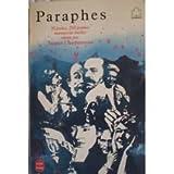 "Afficher ""Paraphes"""