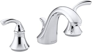 Kohler K 10272 4 Cp Forte Widespread Lavatory Faucet With