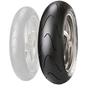 Metzeler Racetec Interact Rear Tire - 180/55ZR-17