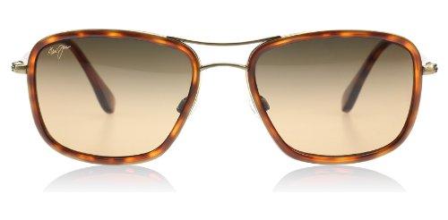 Maui Jim Hs252 16C Tortoise Hawaiian Time Aviator Sunglasses Polarised Driving