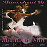 Dancebeat Mamma Mia Let's Dance Dancebeat CD Music For Dancing recorded in tempo for music teaching performance or general listening and enjoyment