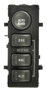 Dorman 901-062 4-Wheel Drive Switch