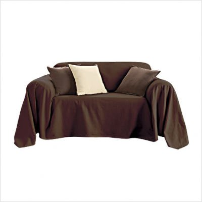 Buy Low Price Sure Fit Bristol Loveseat Furniture Throw (B002NG4YSI)