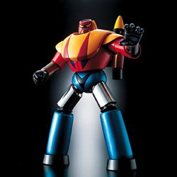 GX-20 Soul of Chogokin Getter Poseidon Die Cast Action Figure