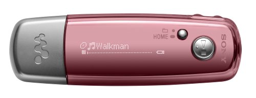 Sony NW-E003 1 GB Flash Digital Music Player (Pink)
