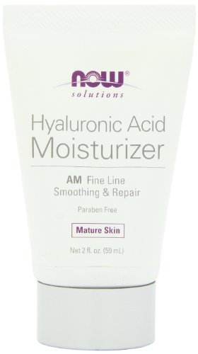 NOW solutions Hyaluronic Acid Moisturizer AM Fine Line Smoothing & Repair
