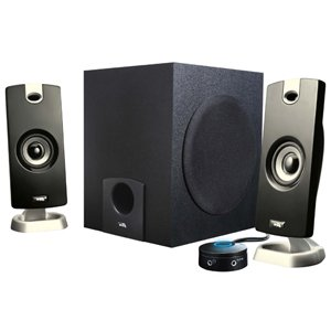Cyber Acoustics CA-3090 Multimedia Speaker System - Y64527