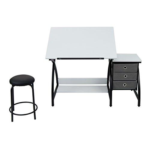 White Childs Desk Home Furniture Design