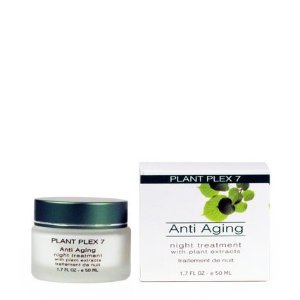 See Price PLANT PLEX 7 ANTI AGING NIGHT TREATMENT (1.7 OZ) price