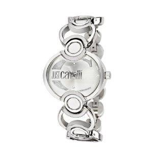 Just Cavalli Men's & Women's Stainless Steel Case mineral Watch R7253189515