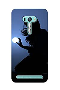 ZAPCASE PRINTED BACK COVER FOR ASUS ZENFONE SELFIE - Multicolor