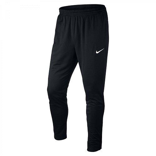 Nike Libero - Pantaloni tecnici da ragazzo, Multicolore (nero / bianco), L