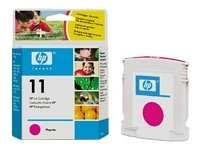 HP 11 - Cartouche d'impression - 1 x magenta - 1750 pages