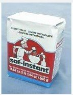 SAF Red Label Instant Yeast - Case of 20