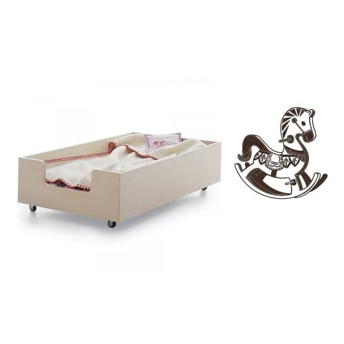 Rocking Horse Vinyl Wall Decal Sticker Graphic Small By LKS Trading Post