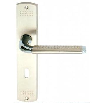 Pas cher poign e de porte int rieure design en laiton - Poignee de porte design pas cher ...