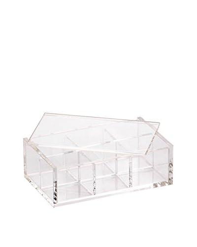 Sheratonn Caja de Té Plexi Transparente