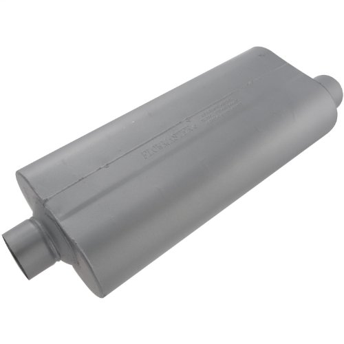Flowmaster 53072 70 Series Muffler - 3.00 Center IN / 3.00 Offset OUT - Mild Sound 1500 Flowmaster Muffler
