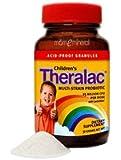 Master Supplements Children's Theralac Mult-Strain Probiotic -- 25 billion CFU - 30 g
