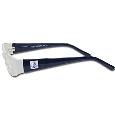 MLB Kansas City Royals +2.50 Reading Glasses Colored Frames