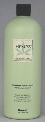 Buy Hempz Hydrating Conditioner 1 Liter / 33.8 fl oz (Hempz Hair Conditioners, Conditioners)