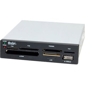 Connectland - Lecteur interne multicartes pour baie 3.5 (PS2090)