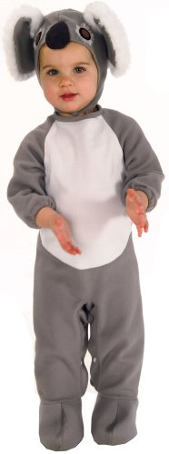 Baby Cute Koala Bear Halloween Costume (Sz: 6-12M)