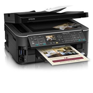 Epson WorkForce 633 Wireless All-in-One Photo Printer thumbnail