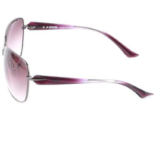 MoschinoMoschino MO 630 02 Sunglasses - Gunmeatl/Violet