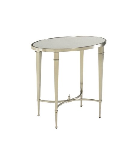 Cheap Hammary Mallory Oval End Table (173-916)