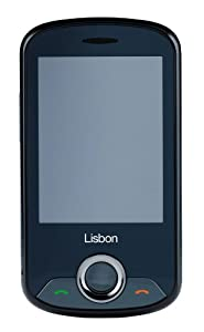 Orange Lisbon Mobile Phone Pay As You Go / PAYG / Pre-Pay - Black