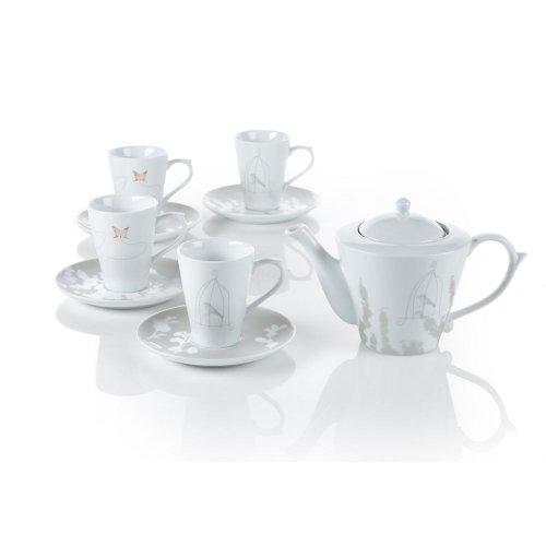 Teavana Birdie Teapot Set