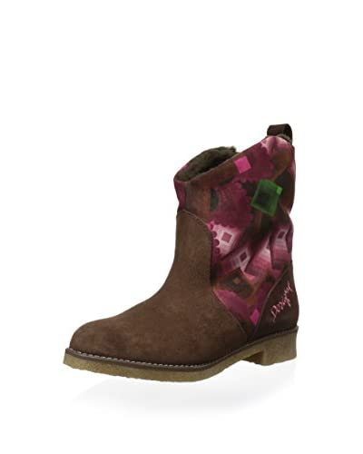 Desigual Women's End Ankle Boot