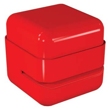 Eco Staple Free Stapler Cubed - Red