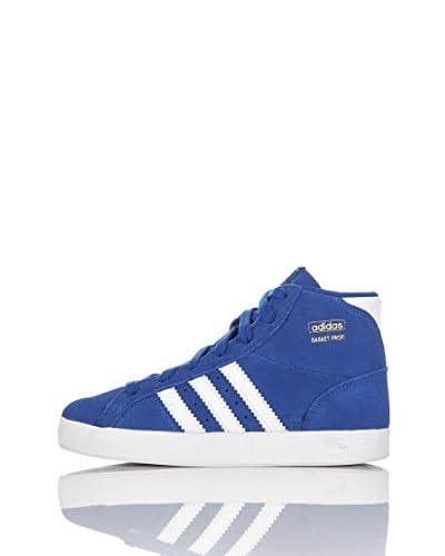 adidas Zapatillas abotinadas Basket Profi I Azul / Blanco